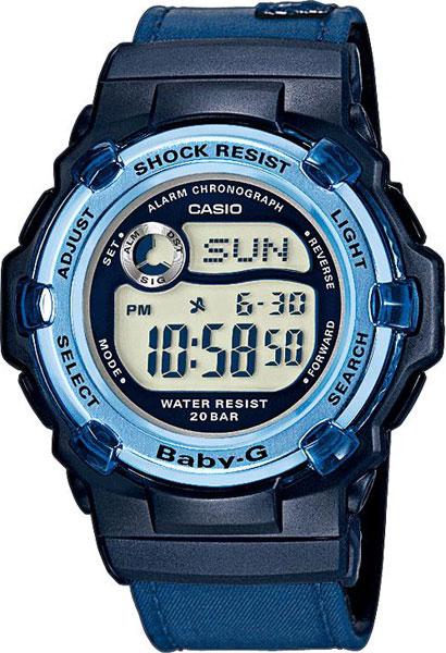 Женские часы Casio BG-3002V-2A casio bg 3002v 2a