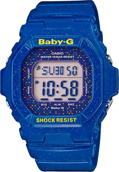 Женские часы Casio BG-5600GL-2E все цены