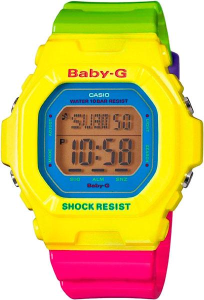 Фото Женские часы Casio BG-5607-9E
