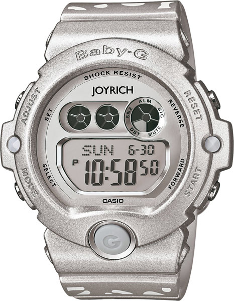 Подробнее о Женские часы Casio BG-6901JR-8E casio bg 6901 7e