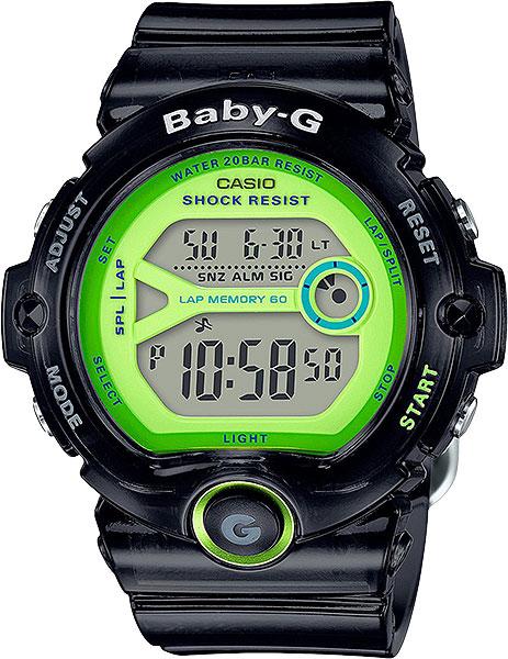 цена  Женские часы Casio BG-6903-1B  онлайн в 2017 году