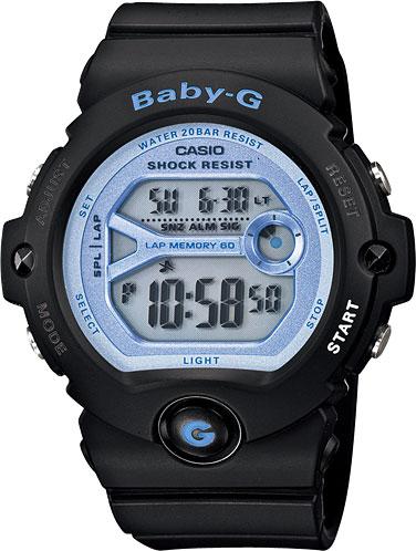 цена  Женские часы Casio BG-6903-1E  онлайн в 2017 году