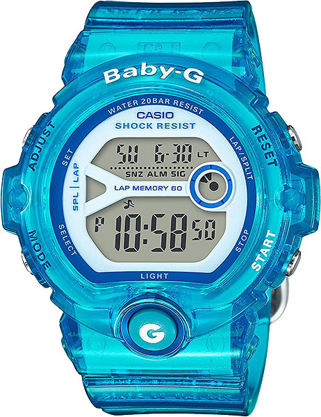 Женские часы Casio BG-6903-2B все цены