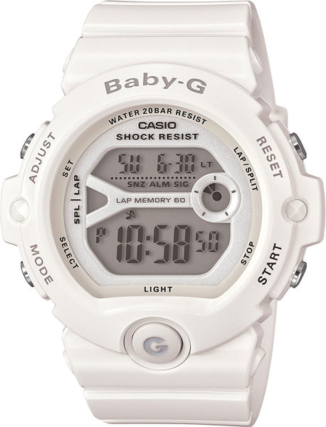 Женские часы Casio BG-6903-7B все цены