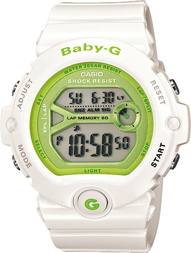 цена  Женские часы Casio BG-6903-7E  онлайн в 2017 году