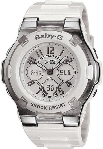 Женские часы Casio BGA-110-7B цена и фото