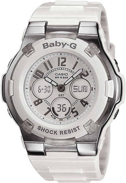 Женские часы Casio BGA-110-7B часы наручные casio часы baby g bga 110 7b