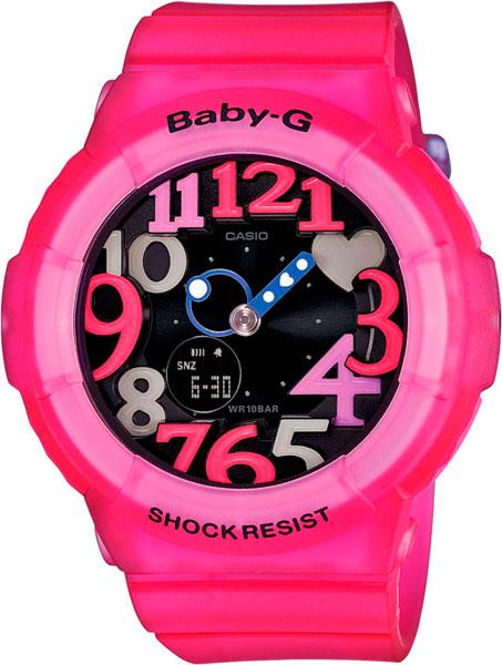 купить Женские часы Casio BGA-131-4B4 недорого
