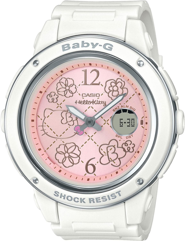 Женские часы Casio BGA-150KT-7BER sems28 bga