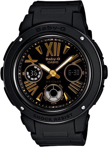 Женские часы Casio BGA-153-1B  цена