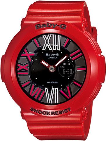 Женские часы Casio BGA-160-4B casio bga 210 4b