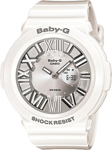 все цены на Женские часы Casio BGA-160-7B1 онлайн