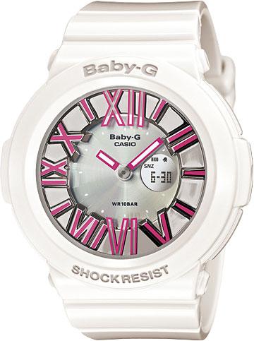 Женские часы Casio BGA-160-7B2