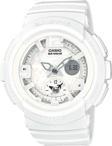 Женские часы Casio BGA-190BC-7B часы наручные casio часы baby g bga 190bc 7b