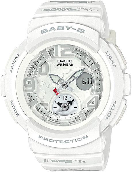 Женские часы Casio BGA-190KT-7B наручные часы casio bga 190kt 7b