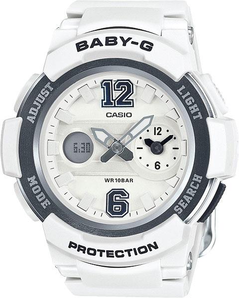 все цены на Женские часы Casio BGA-210-7B1 онлайн