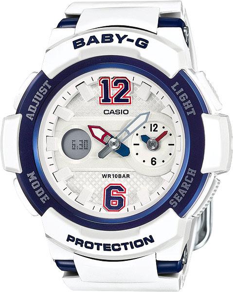 Женские часы Casio BGA-210-7B2 цена в Москве и Питере