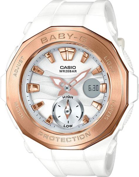 Женские часы Casio BGA-220G-7A