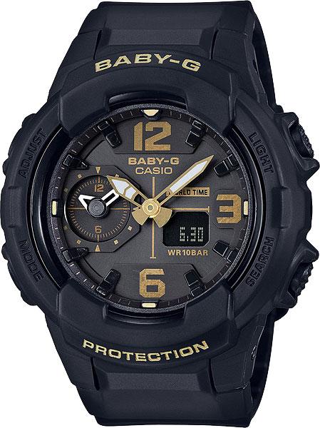 Женские часы Casio BGA-230-1B цена в Москве и Питере