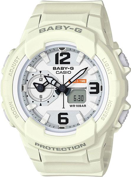 Женские часы Casio BGA-230-7B2 цена в Москве и Питере