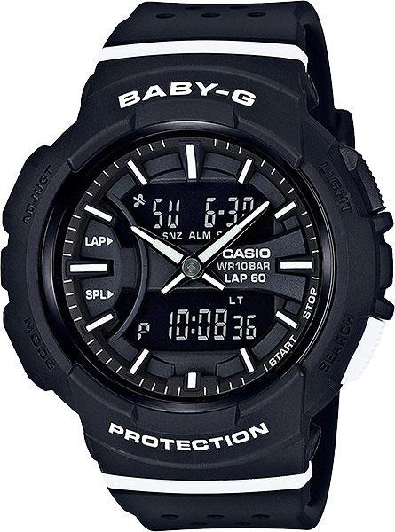 Женские часы Casio BGA-240-1A1