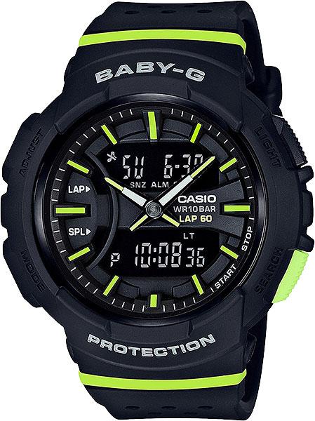 Женские часы Casio BGA-240-1A2