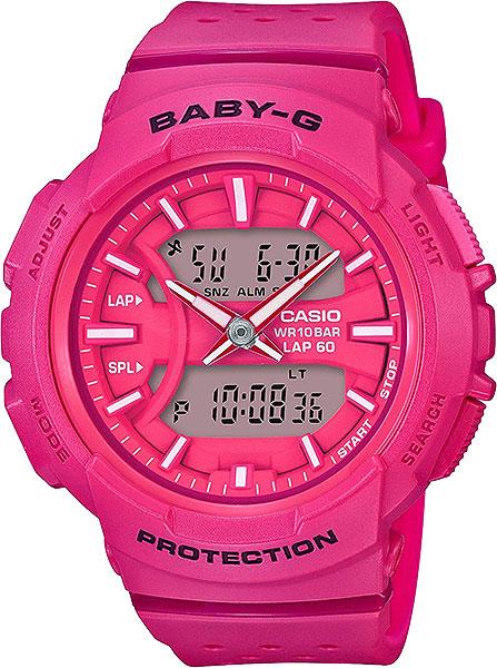 Женские часы Casio BGA-240-4A цена и фото