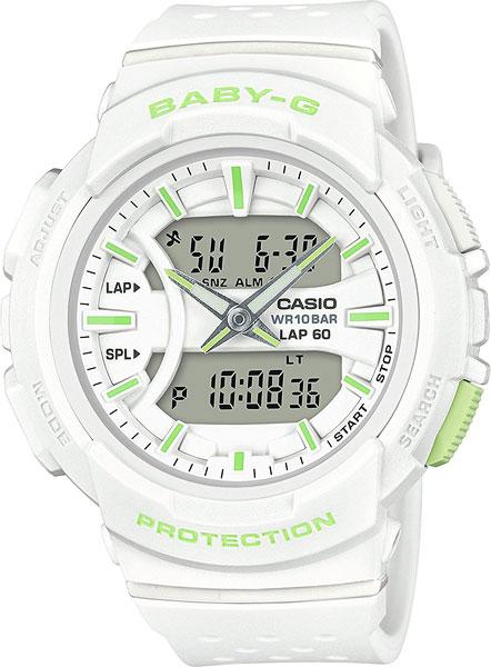 лучшая цена Женские часы Casio BGA-240-7A2