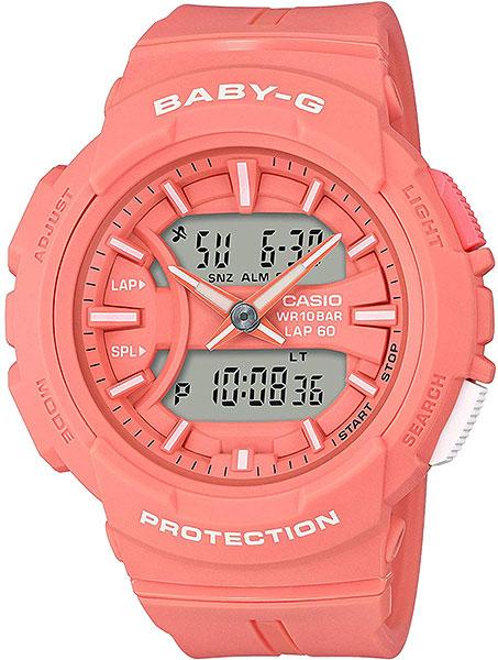 Женские часы Casio BGA-240BC-4A