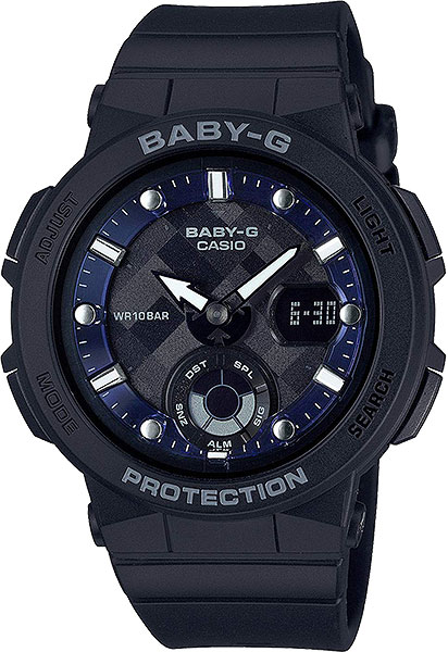 лучшая цена Женские часы Casio BGA-250-1A