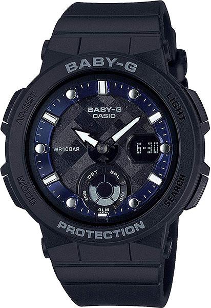 Женские часы Casio BGA-250-1A casio bga 250 1a
