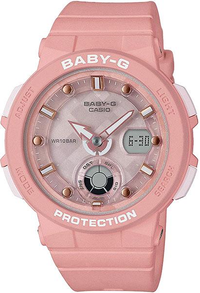 лучшая цена Женские часы Casio BGA-250-4A