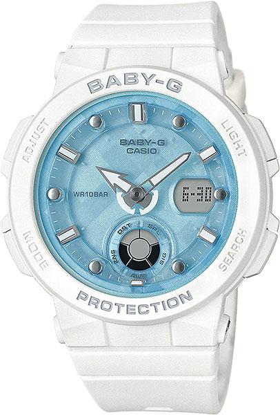 лучшая цена Женские часы Casio BGA-250-7A1