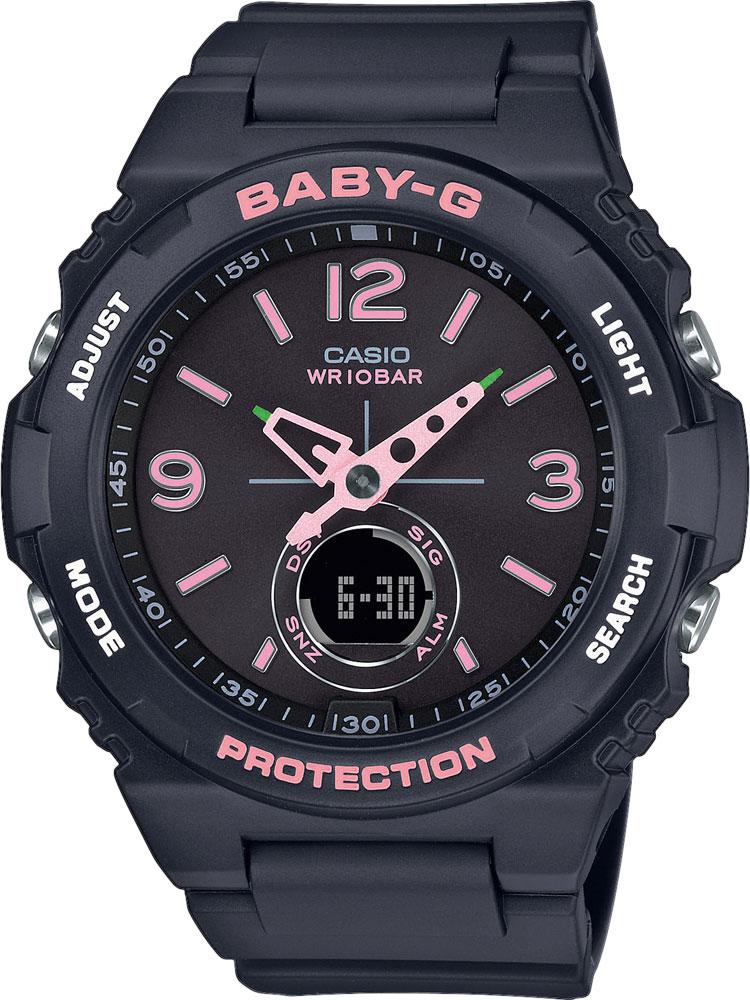 Женские часы Casio BGA-260SC-1AER