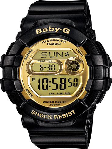 Женские часы Casio BGD-141-1E часы casio gw m5610 1e