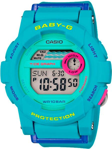 Женские часы Casio BGD-180FB-2E все цены
