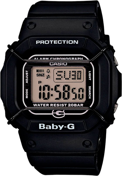 Женские часы Casio BGD-500-1E часы casio gw m5610 1e