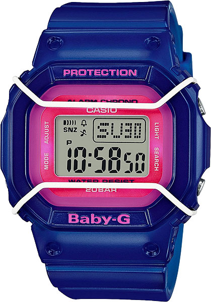 Женские часы Casio BGD-501FS-2E часы casio os fs js