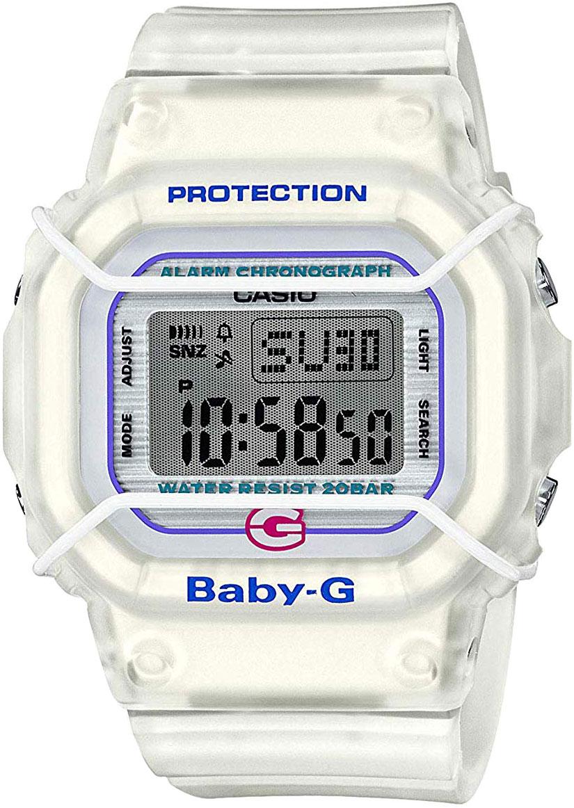 Женские часы Casio BGD-525-7ER женские часы casio bgd 501fs 7e