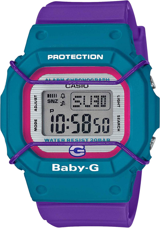 Женские часы Casio BGD-525F-6ER