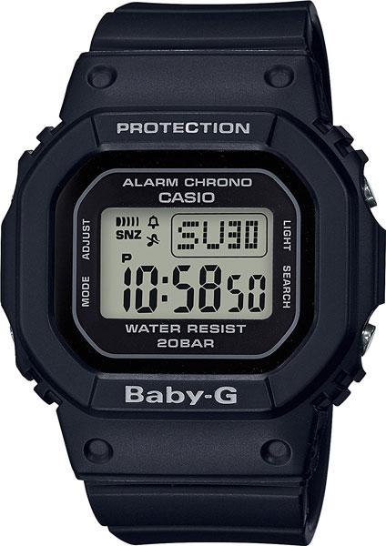 Женские часы Casio BGD-560-1E женские часы casio bgd 501fs 7e