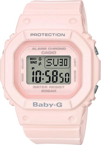 Женские часы Casio BGD-560-4E женские часы casio bgd 501fs 7e