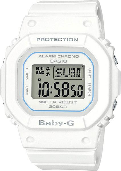 Женские часы Casio BGD-560-7E casio baby g bgd 560 7e