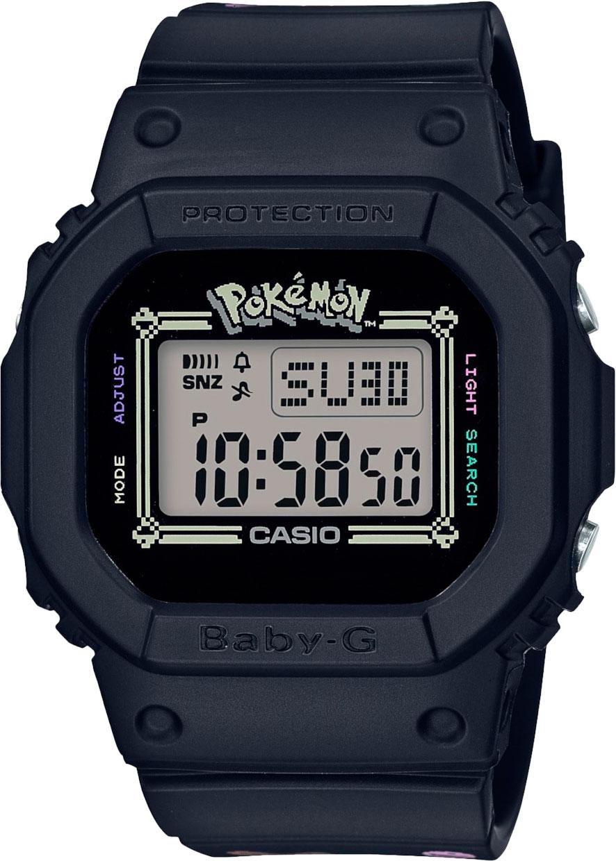 Женские часы Casio BGD-560PKC-1ER