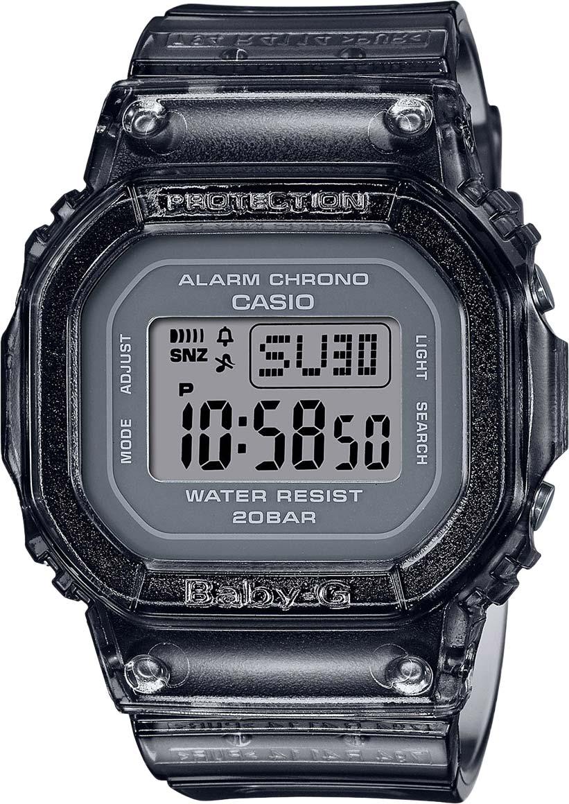 Женские часы Casio BGD-560S-8ER женские часы casio bgd 560slg 4d