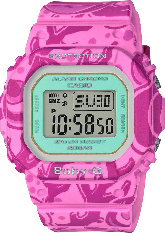 Женские часы Casio BGD-560SLG-4D