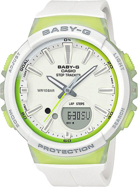 Женские часы Casio BGS-100-7A2 все цены