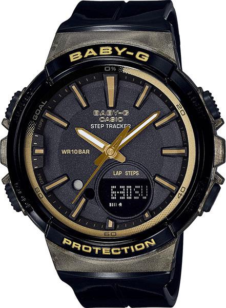 Женские часы Casio BGS-100GS-1A женские часы casio bgs 100gs 1a
