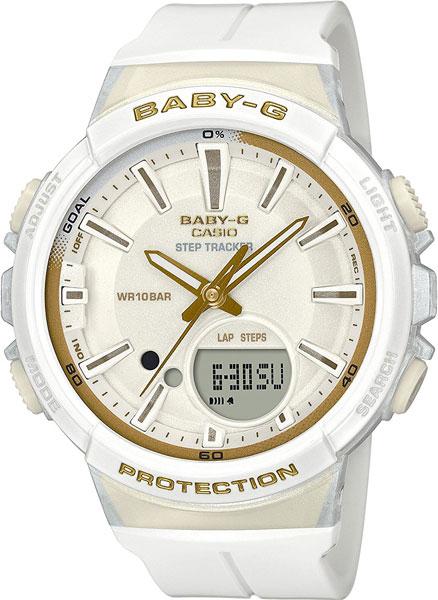 Женские часы Casio BGS-100GS-7A наручные часы casio bgs 100sc 7a