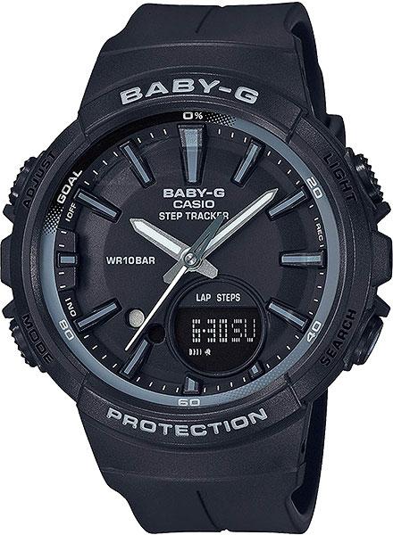 Женские часы Casio BGS-100SC-1A